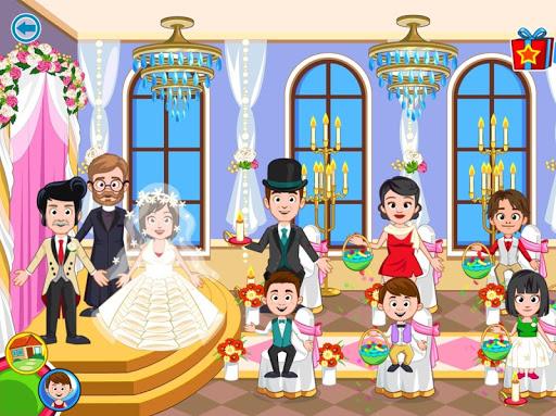 My Town : Wedding screenshots 18