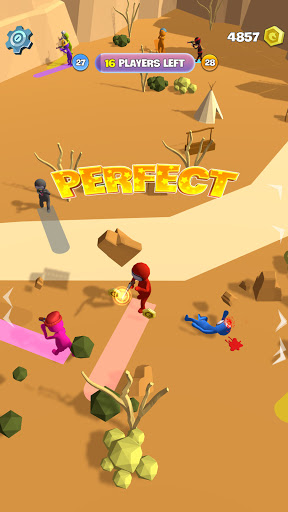 Stickman Smashers -  Clash 3D Impostor io games 1.0.5 screenshots 13