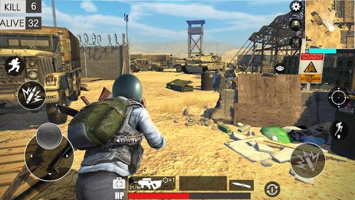 Desert survival shooting game 1.0.6 Screenshots 2