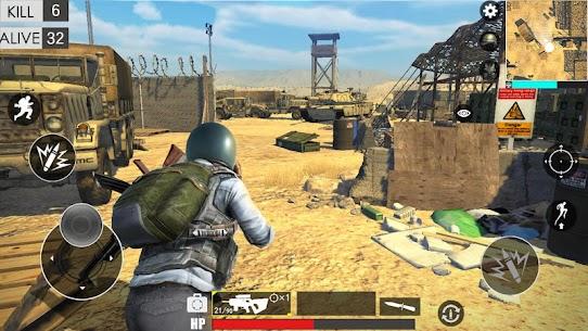 Desert survival shooting game 2