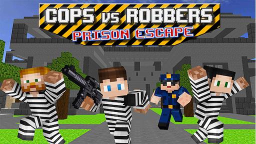 Cops VS Robbers Prison Escape  screenshots 11