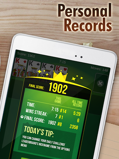 Solitaire Bliss Collection apkpoly screenshots 12