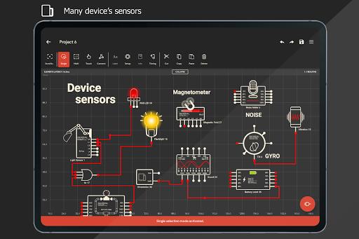 Logic Circuit Simulator Pro android2mod screenshots 13