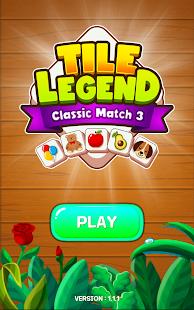 Tile Legend - Classic Match 3
