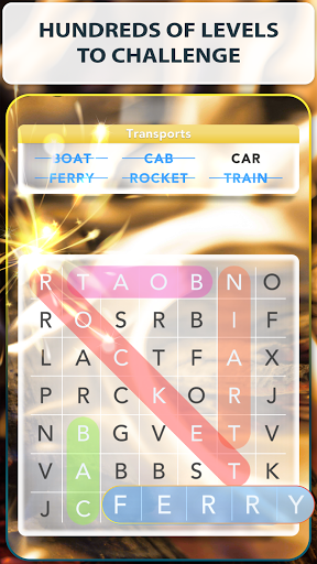 Word Search Puzzle Free - Word Search Nature 1.0.13 updownapk 1