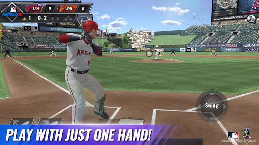 MLB 9 Innings 20 5.1.0 screenshots 2