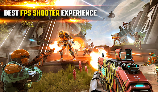 SHADOWGUN LEGENDS - FPS and PvP Multiplayer games apkpoly screenshots 17