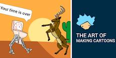 Draw Cartoons 2: Skeletal Animation Studioのおすすめ画像1