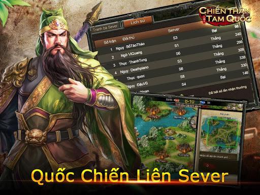 Chiu1ebfn Thu1ea7n Tam Quu1ed1c-Tranh Bu00e1  screenshots 9