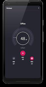Noisez – Sound level meter with alarm 2.2 APK Mod [Latest Version] 2