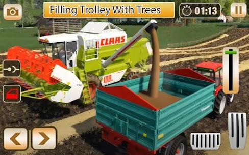 Tractor Farming Simulator 3D Apk 3