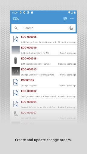 Autodesk Vault Mobile screenshots 4