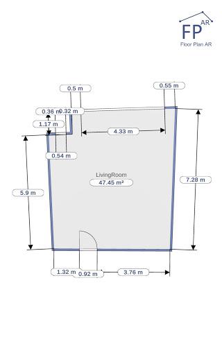 Floor Plan AR   Room Measurement 12.7 Screenshots 20