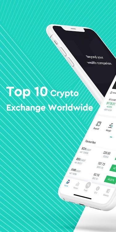 top 10 bitcoin applicazioni di trading)