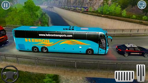 Coach Bus Driving Simulator 2020: City Bus Free 0.1 Screenshots 12