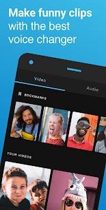 Sesli Mod Klipleri: Ücretsiz Ses Değiştirici ve Video Yapıcı Android Full Apk İndir 1