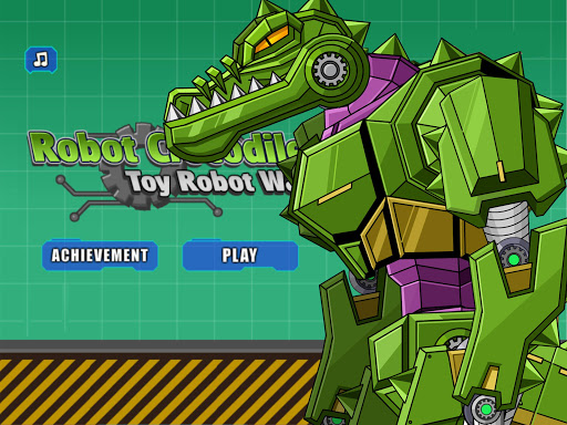 Robot Crocodile Toy Robot War  screenshots 7