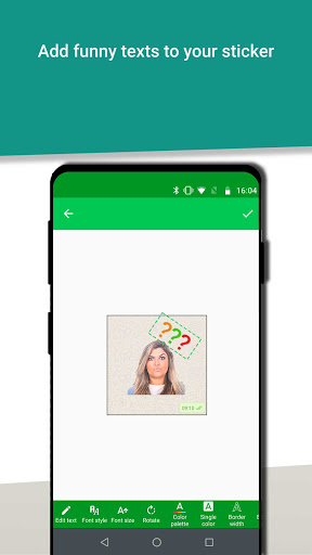 Sticker Maker - Create custom stickers  Screenshots 3