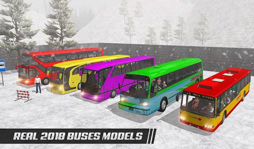 City Coach Bus Driving Simulator Games 2018 screenshots 18