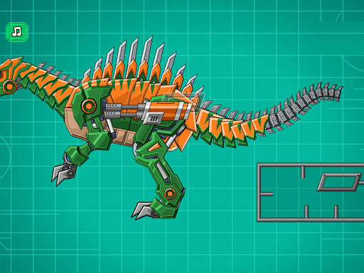 Assemble Robot War Spinosaurus  screenshots 6