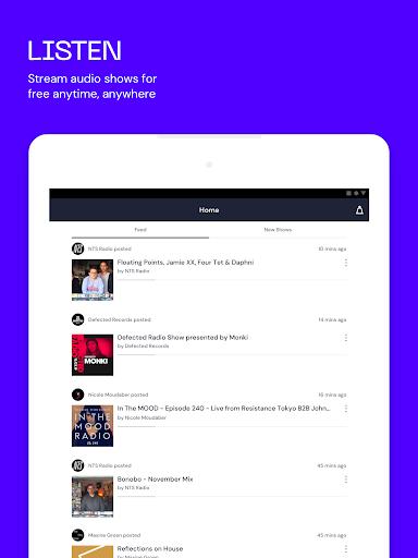 Mixcloud - Radio & DJ mixes android2mod screenshots 7