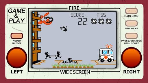 FIRE 80s Arcade Games modavailable screenshots 3