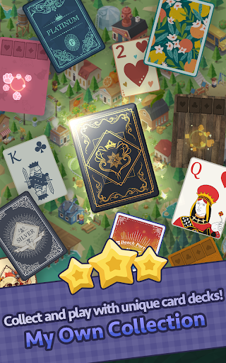 Solitaire Farm Village - Solitaire Collection 1.8.0 screenshots 14