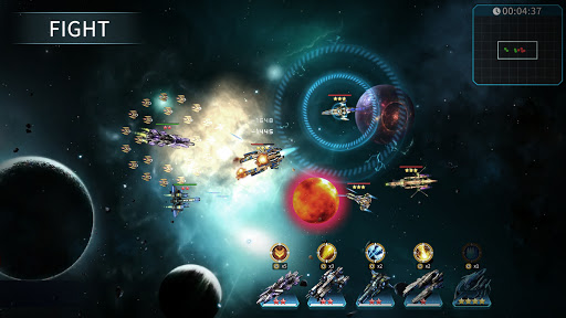 Clash of Stars: Space Strategy Game 6.1.0 screenshots 2