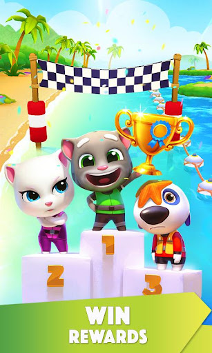 Talking Tom Jetski 2 1.5.1.451 screenshots 6