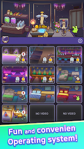 Idle Ghost Hotel Mod Apk 0.3.0 (Free Shopping) 3