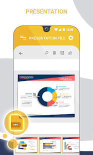 All Documents Viewer: Office Suite Doc Reader 1.4.6 Screenshots 5