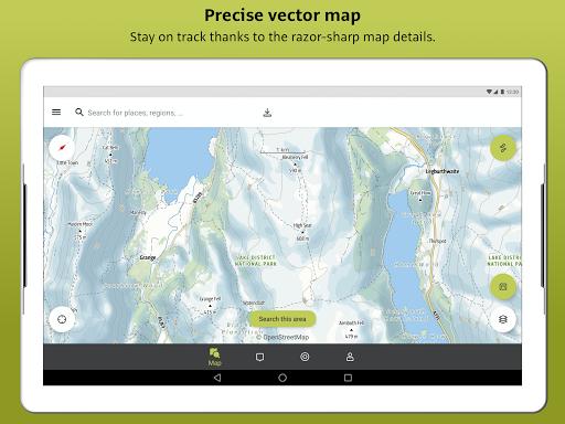 Outdooractive: Hiking & Biking Trails, GPS & Maps 3.3.28 Screenshots 9