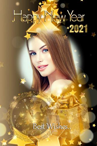 New Year 2021 Frame - New Year Greetings 2021 1.0.4 Screenshots 3