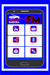 Radio Emisora FM – Free station. 3.0 Mod APK Updated Android 1