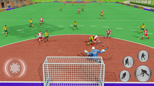 Field Hockey Cup 2021: Play Free Hockey Games apkpoly screenshots 2