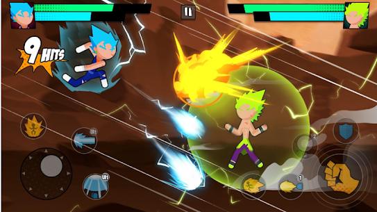 Super Dragon Stickman Battle Mod Apk (Unlimited Money) 7