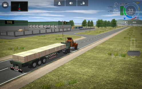 Grand Truck Simulator 2 screenshots apk mod 3
