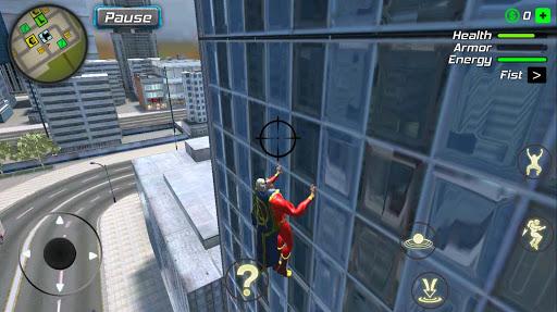 Amazing Powerhero : New York Gangster 1.0.6 screenshots 8