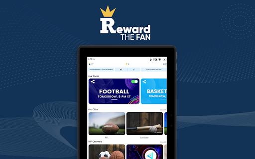 Reward The Fan Trivia screenshots 6