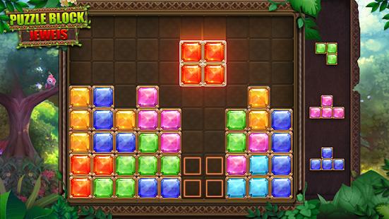 Puzzle Block Jewels screenshots 23