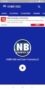 KNBR 680 AM The Sport Leader San Francisco 1.2 Android Mod + APK + Data 1