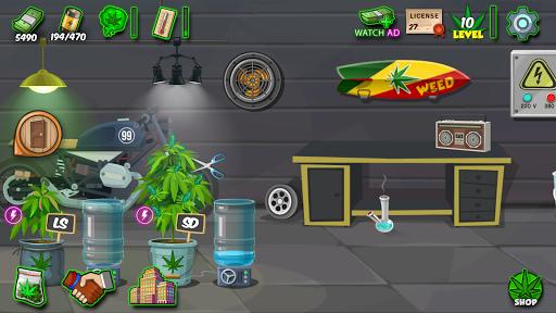 Kush Tycoon: Grow Best Buds in Hempville android2mod screenshots 5