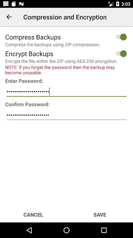 SMS Backup & Restore Pro  poster 7