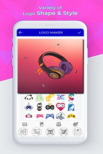 Logo Maker - Logo Creator, Generator & Designer 2.1.9 Screenshots 8