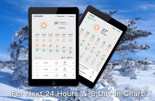 Weather - Live weather & Radar app 1.0.3.9 Screenshots 9