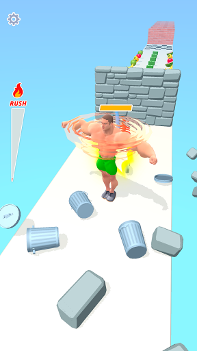 Muscle Rush apkmartins screenshots 1