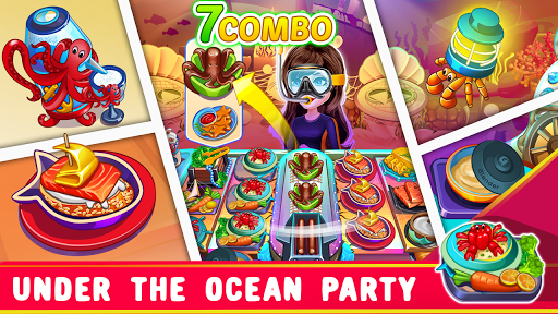 Cooking Party : Cooking Star Chef Cooking Games 1.8.3 screenshots 6