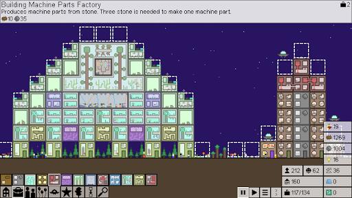The Final Earth 2 - Sci-Fi City Builder  screenshots 15