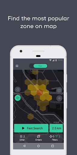 Uklon Driver  screenshots 2