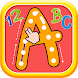 ABC dot to dot Connect Letters - relaxing puzzles - Androidアプリ